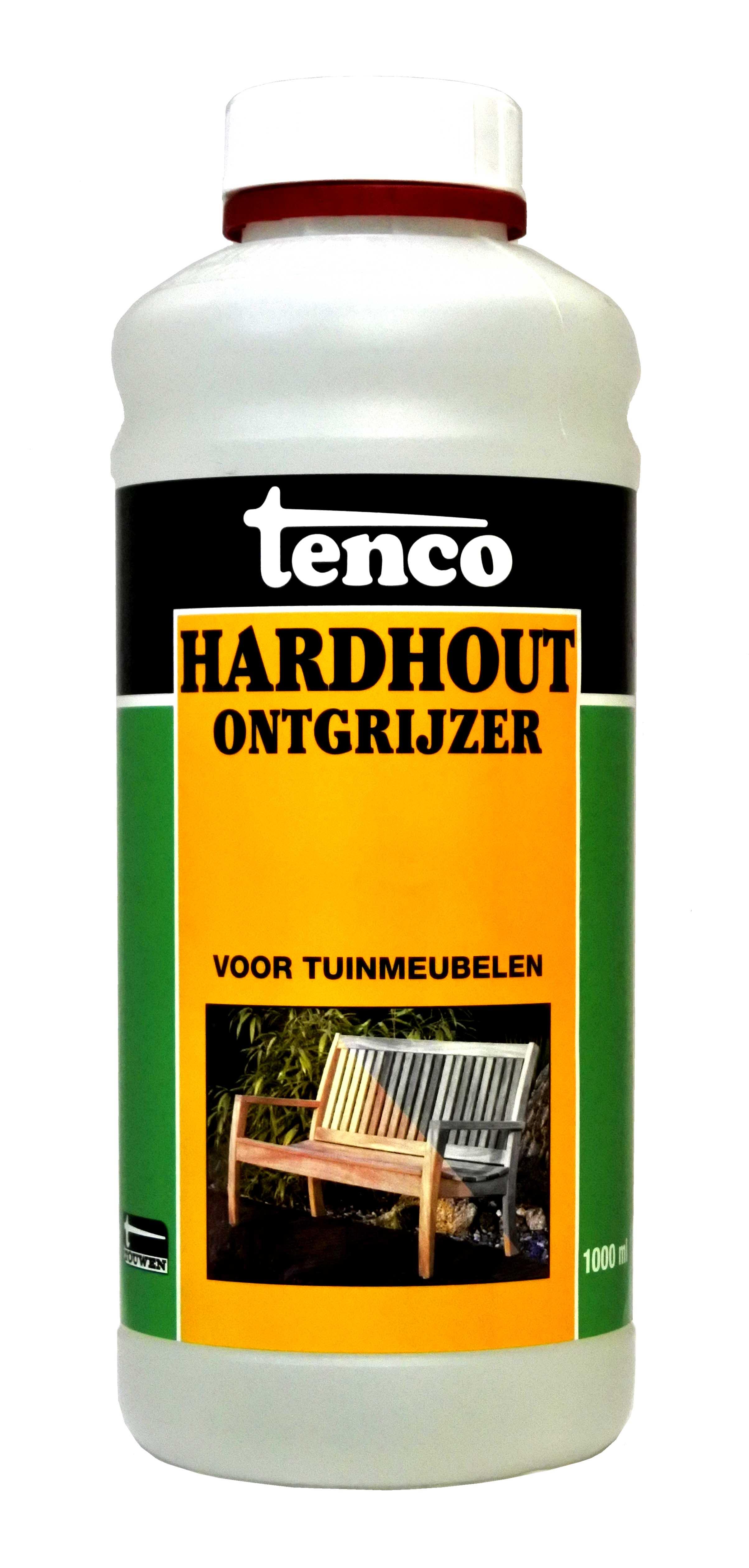 Extreem Hardhout in de tuin - tenco XZ55